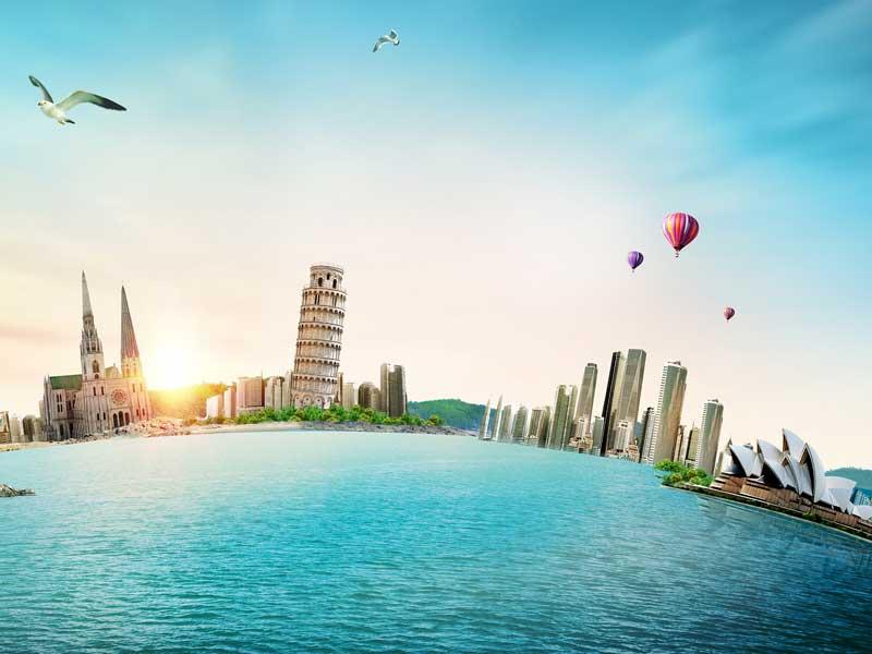 侨外出国:2018欧洲全景展