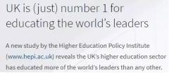 每7个世界领导人之中就有