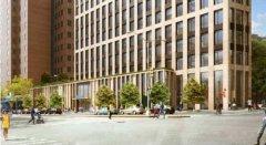 历史项目追踪:侨外布鲁克林公立图书馆项目进展顺利