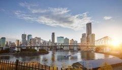 澳洲幸福城区地图:哪1